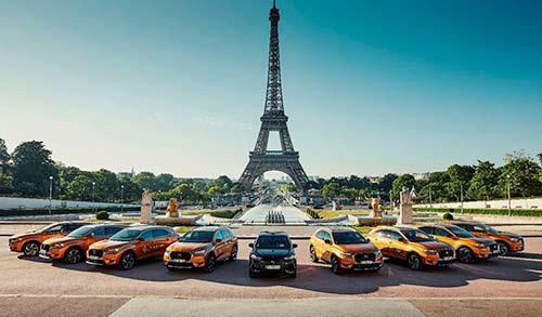 Citroën coches gerencia ofertas online
