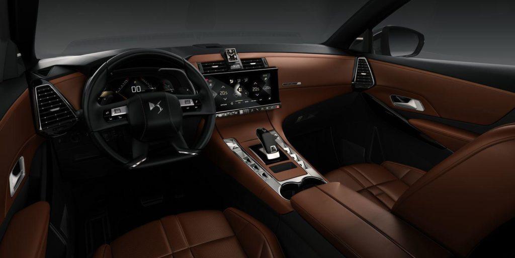 Foto interior del modelo