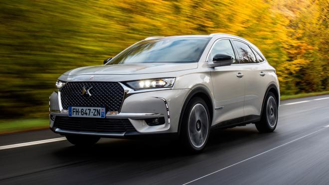 vehiculo DS para explicar el porque aumento del precio de los vehículos en 2021